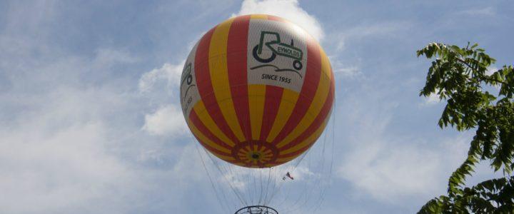 Rising High: Conner Prairie 1859 Balloon Voyage