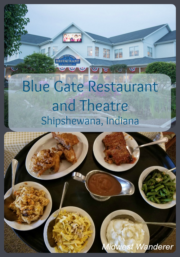 Blue Gate Restaurant And Theatre Dinner And A Show In