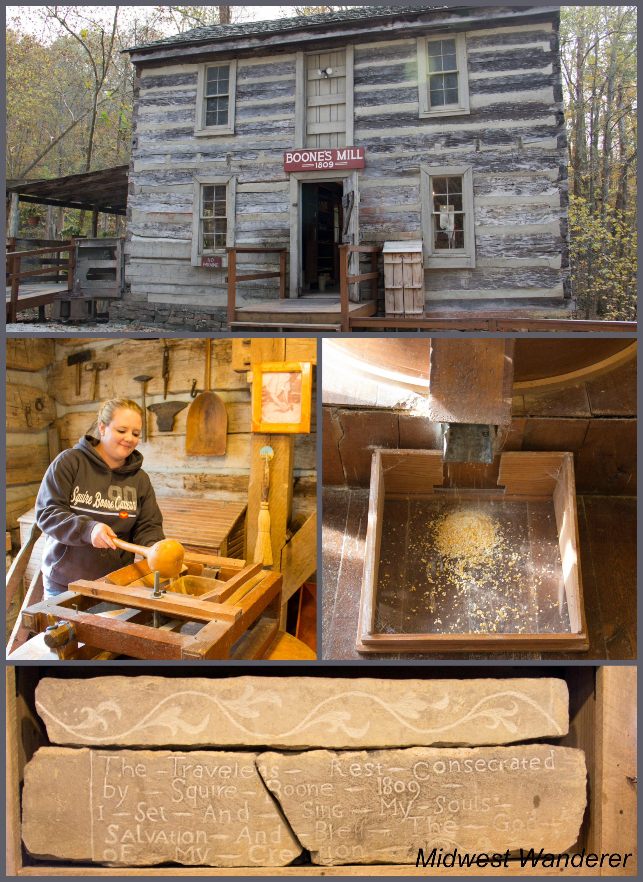Boones Mill - 2