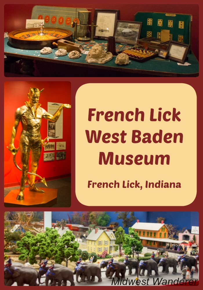 Facts about the french lick