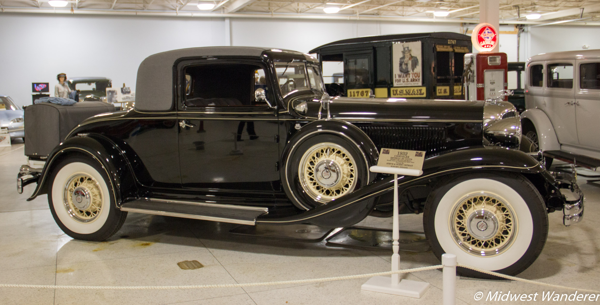 1932 Chrysler Imperial RS Coupe
