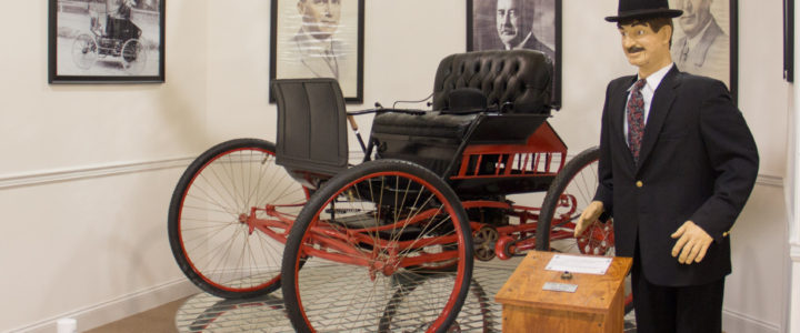 Kokomo Automotive Museum Showcases Early Indiana Autos