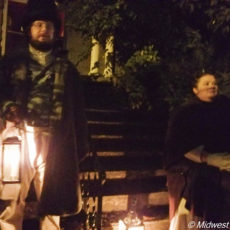 Real Haunted Happenings Tour: Spirits Linger in Historic Corydon