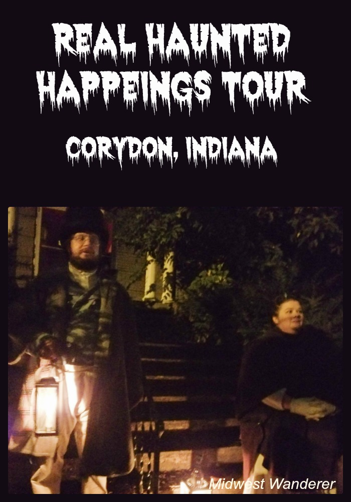 Real Haunted Happenings Tour