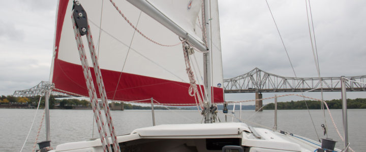 Sail Peoria: A Private Sailboat Cruise on Peoria Lake