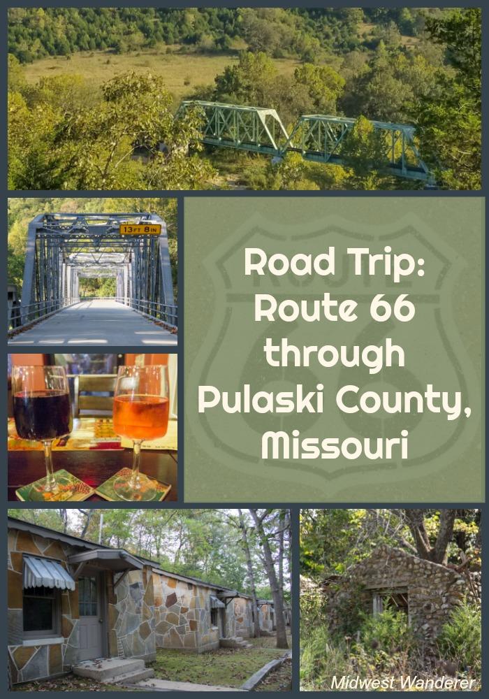 Route 66 Pulaski County