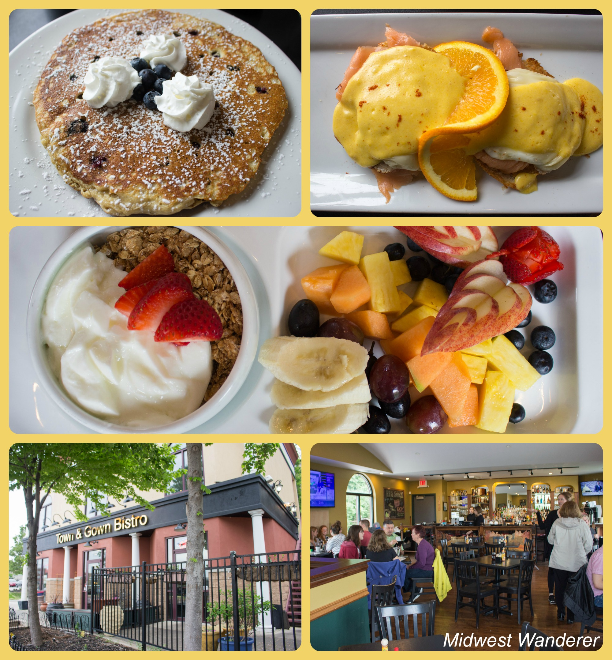 Town and Gown Bistro - West Lafayette