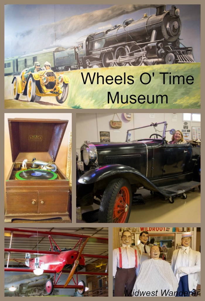Wheels O' Time Museum
