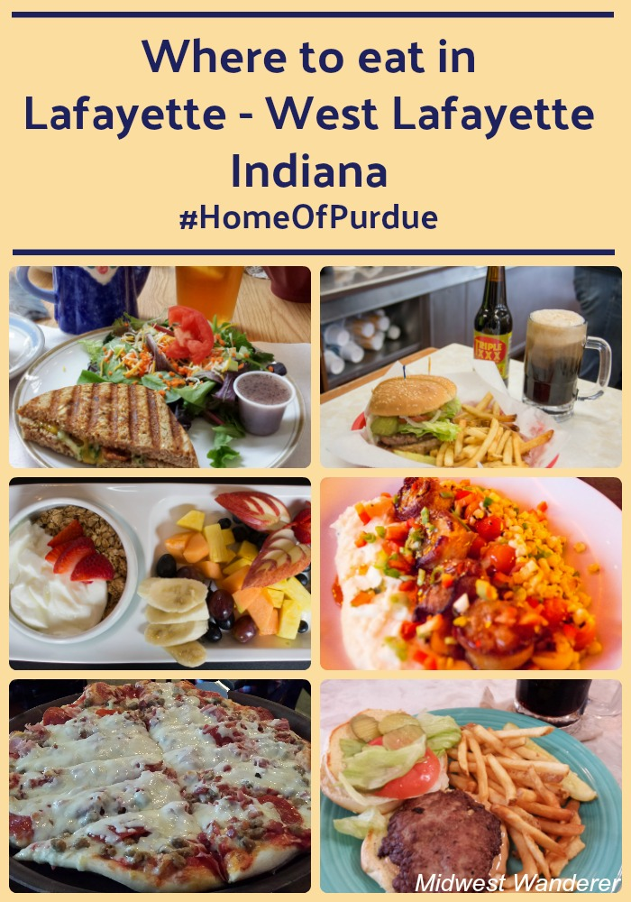 Where to Eat in Lafayette and West Lafayette