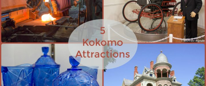 5 Kokomo Attractions Reflect Area Gas Boom History