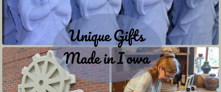 Shop 'Made in Iowa' for Unique Gift Ideas