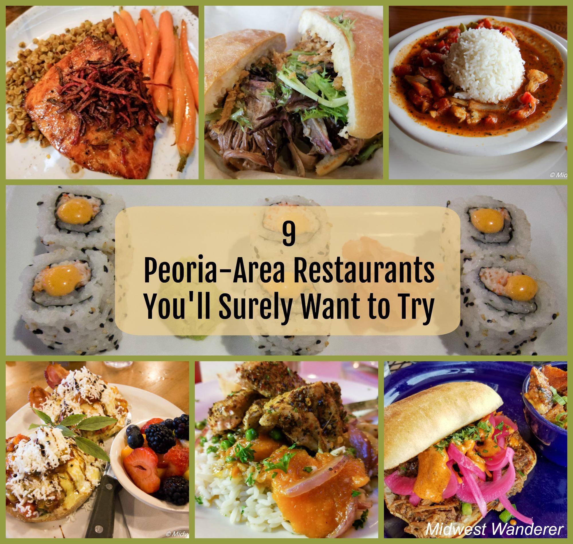 Peoria Restaurants - 2