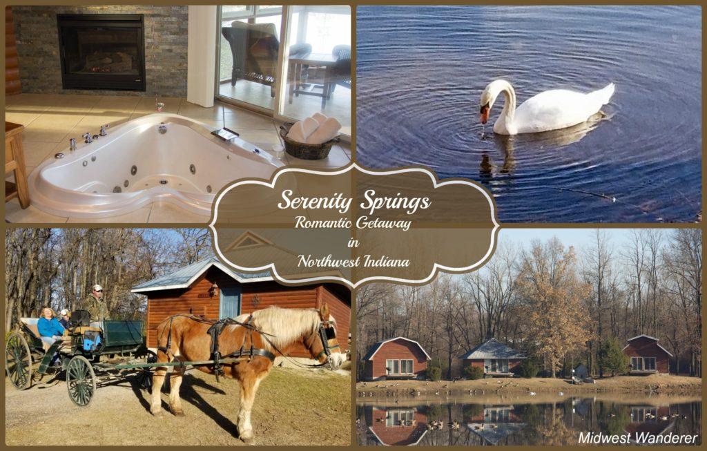 Serenity Springs Amazing Romantic Getaway Midwest Wanderer