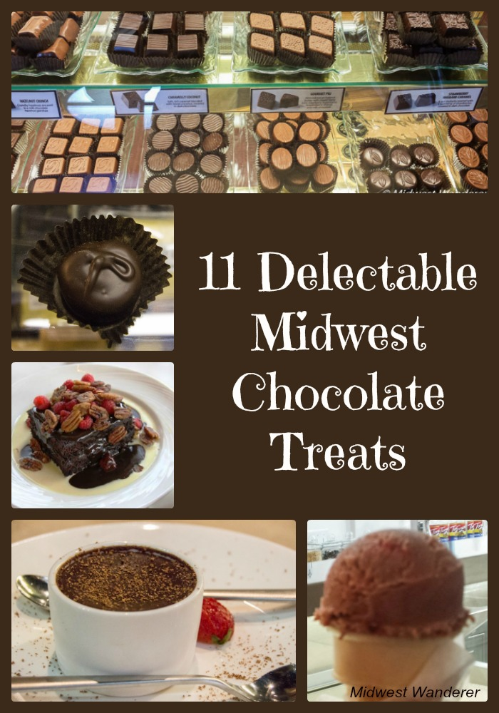 11 Delectable Midwest Chocolate Treats