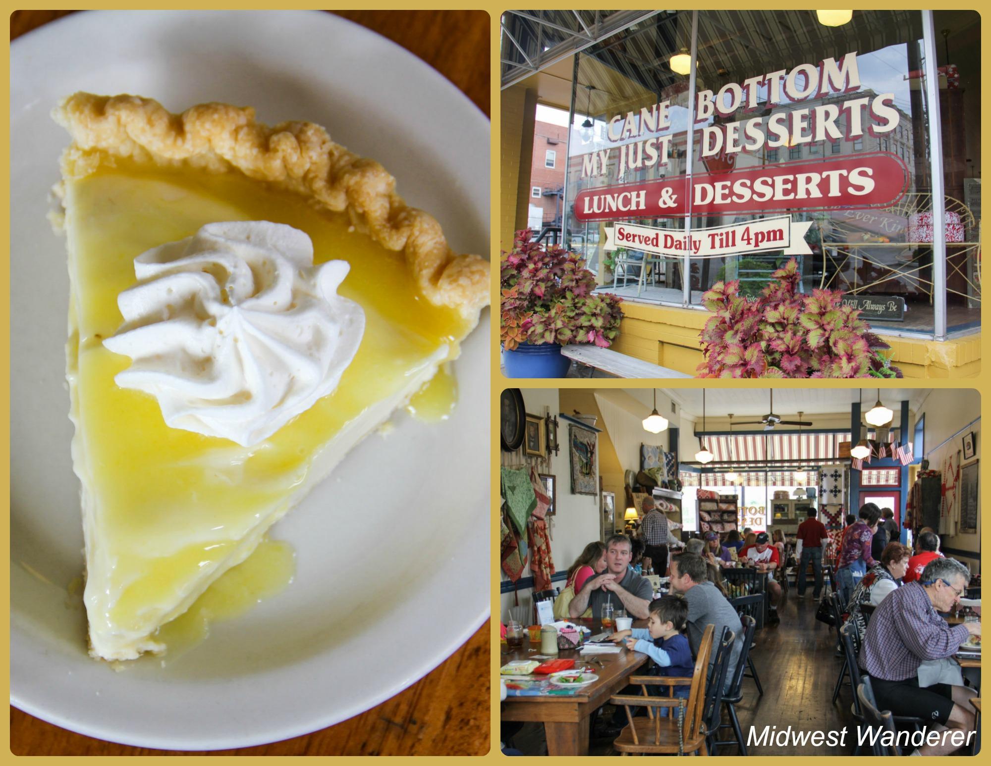 Alton Restaurants - My Just Desserts