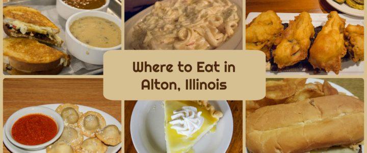 Where to Eat in Alton, Illinois
