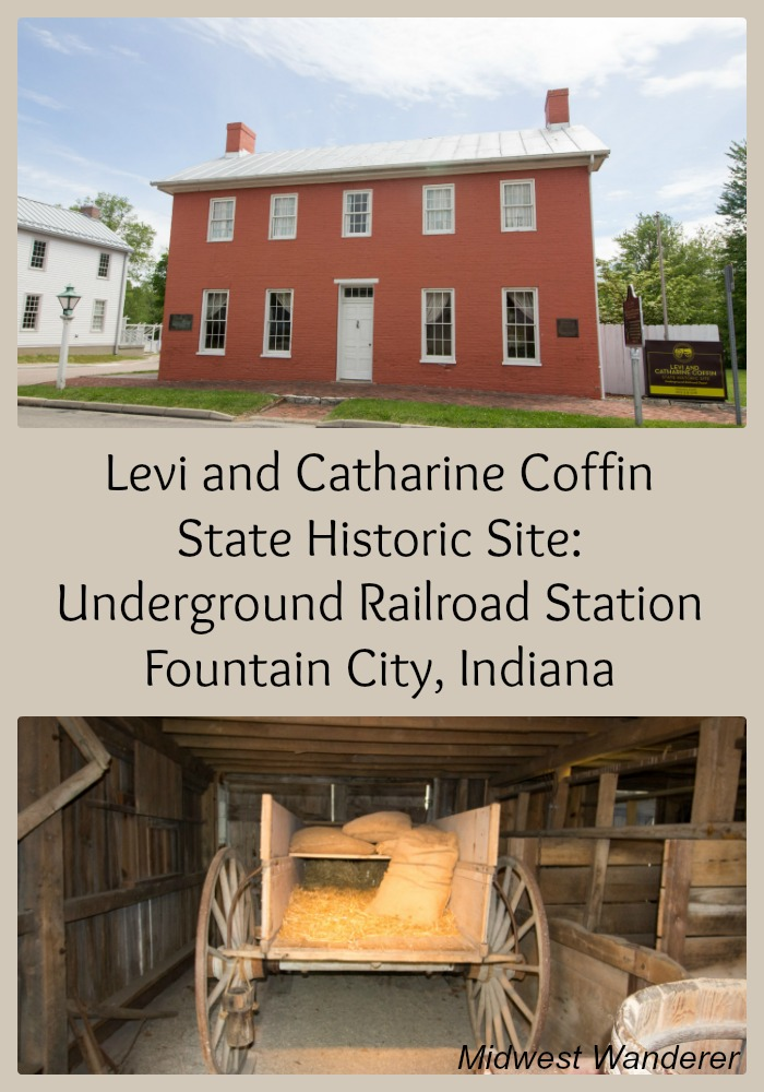 Levi and Catharine Coffin House