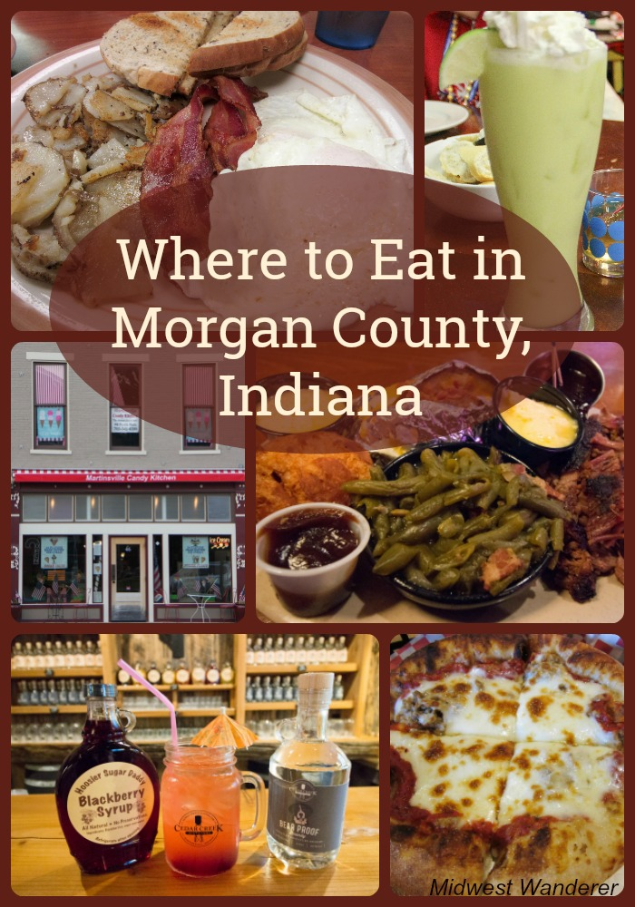 Where to Eat in Morgan County