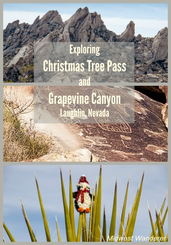 christmas tree pass and grapevine canyon