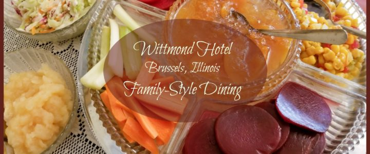 Dining Family Style at the Wittmond Hotel