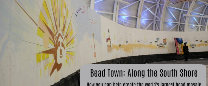 Indiana Bead Town Mural Aiming for World Record – And You Can Help