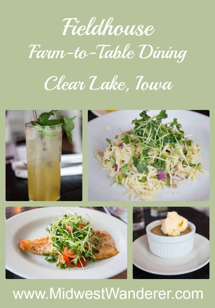 Fieldhouse Farm-to-Table Clear Lake IA