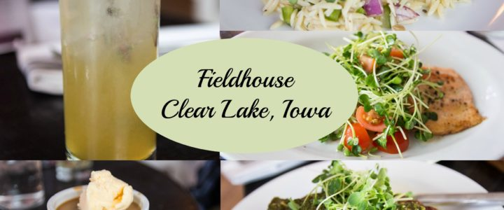 Why Fieldhouse was My Clear Lake Restaurant Choice