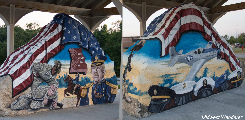 Pulaski County MO Freedom Rock