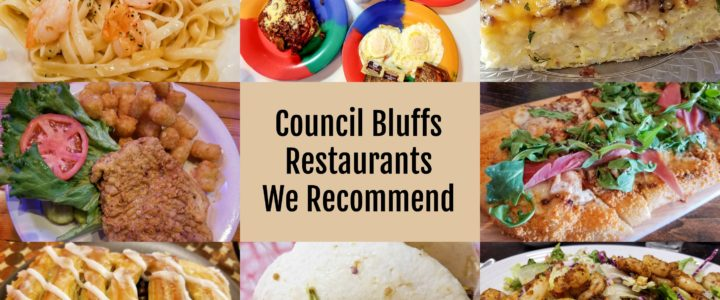 8 Council Bluffs Restaurants We Recommend