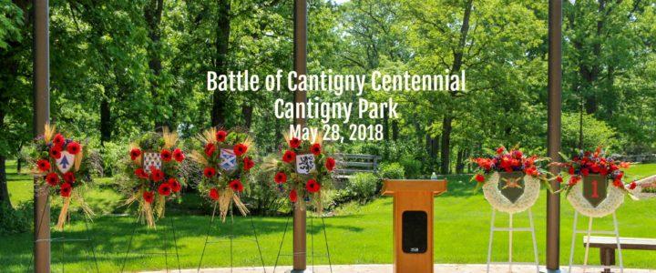 Cantigny Park Salutes Battle of Cantigny Centennial