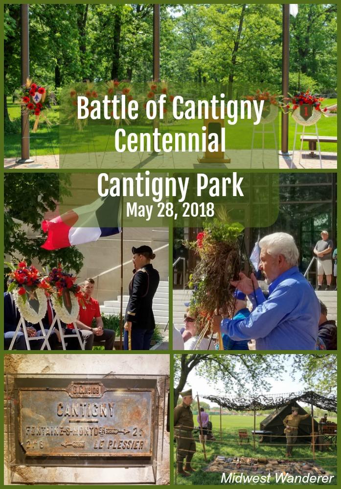 Battle of Cantigny Centennial