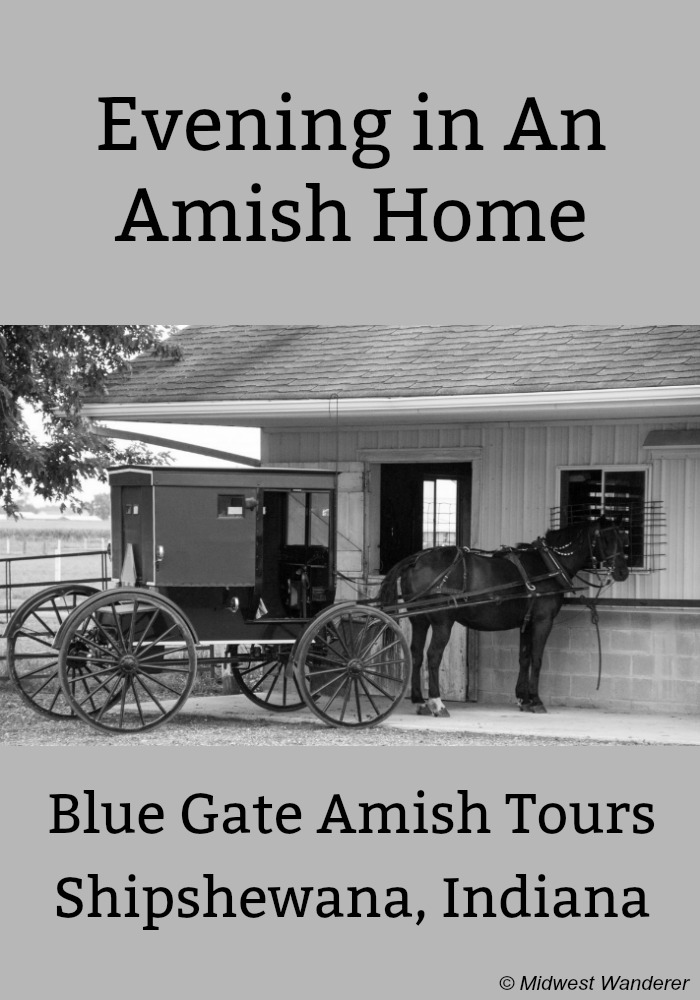 Blue Gate Amish Tours