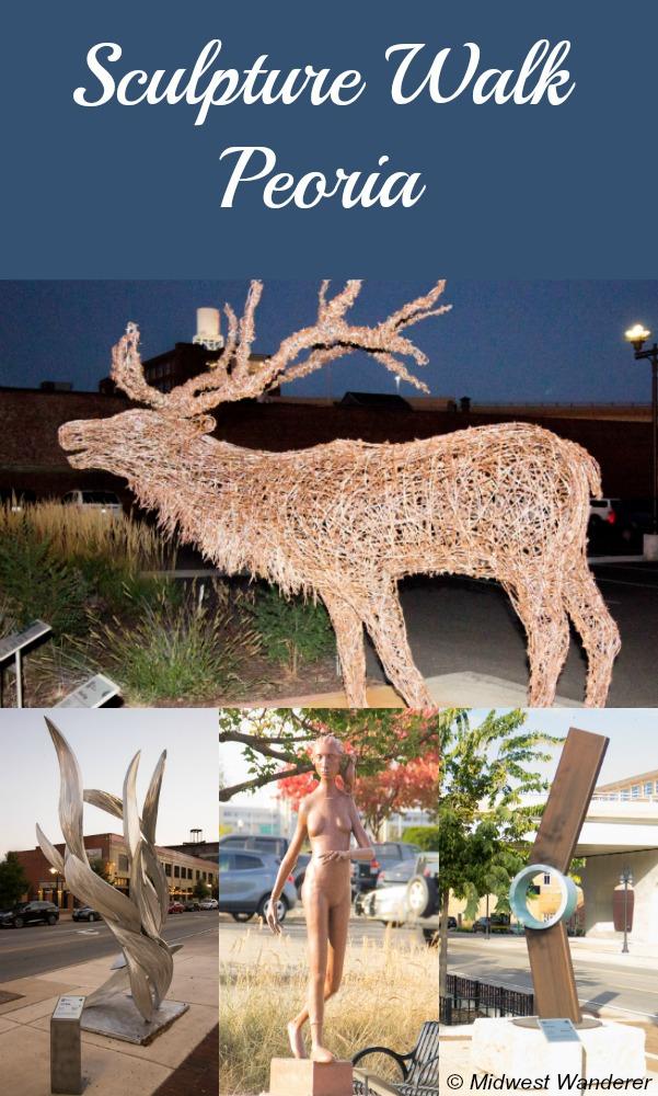 Sculpture Walk Peoria