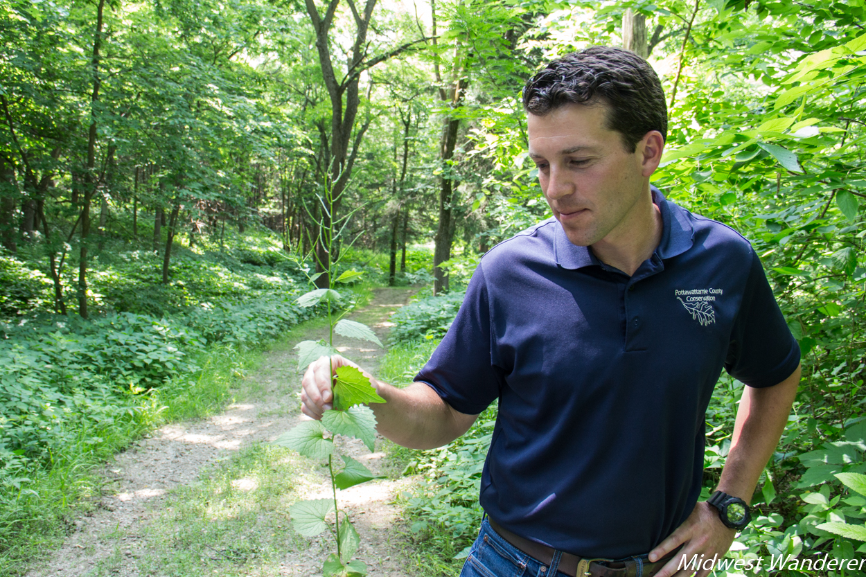 Jeff Franco - Hitchcock Nature Center Operations Supervisor