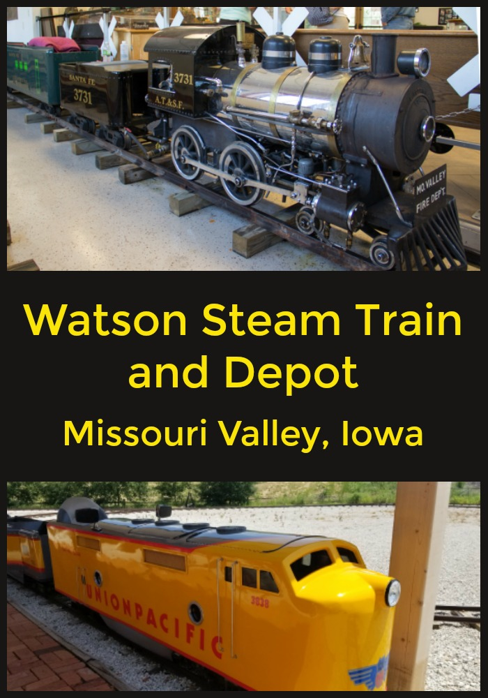 Watson Steam Train and Depot