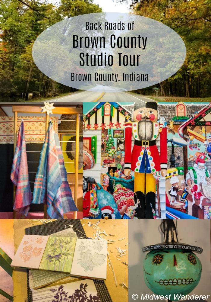 Brown County Studio Tour