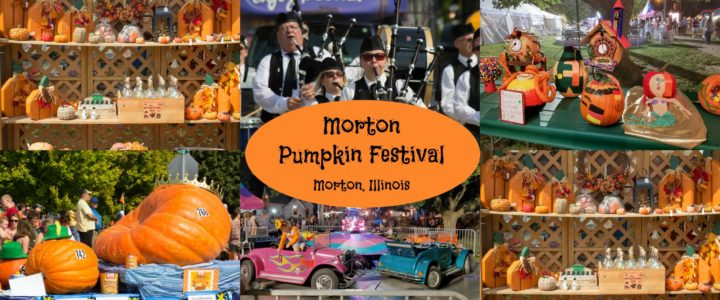 Morton Pumpkin Festival Celebrates Pumpkin Capital