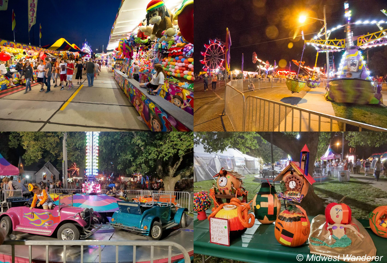 Morton Pumpkin Festival Carnival