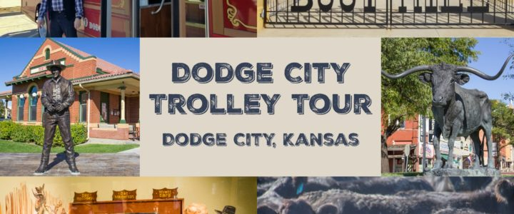 Dodge City Trolley Tour: Exploring Queen of Cow Towns