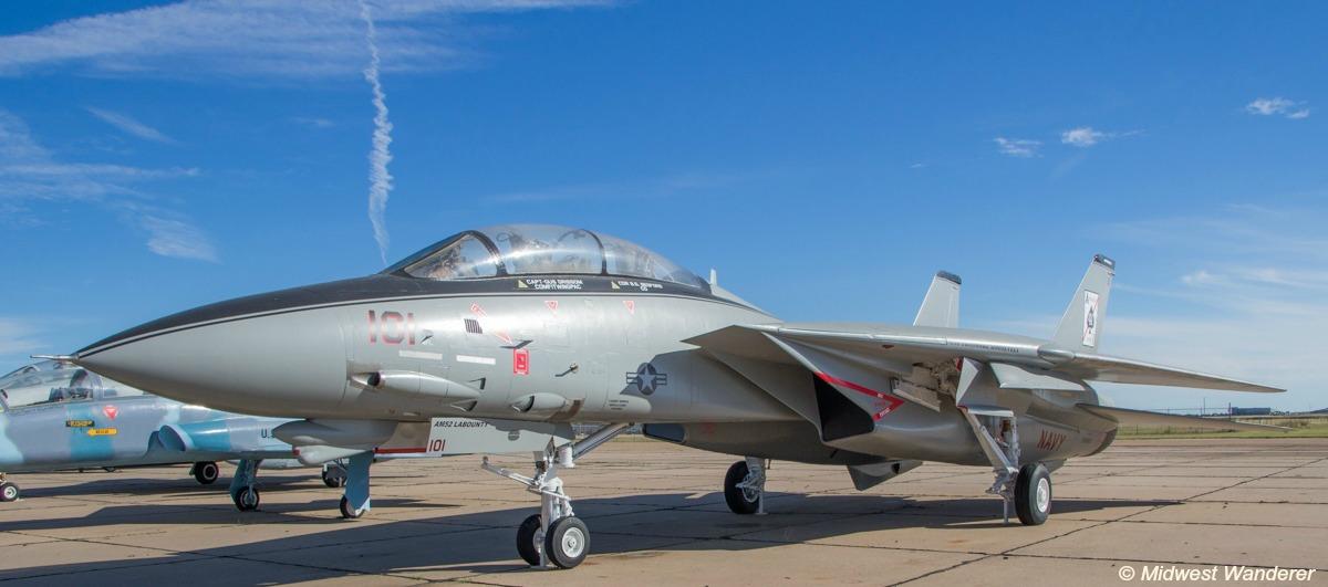 McDonnell F-4D Phantom Mid-America Air Museum