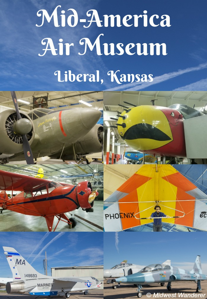Mid-America Air Museum: 100+ Aircraft, Home-Built To