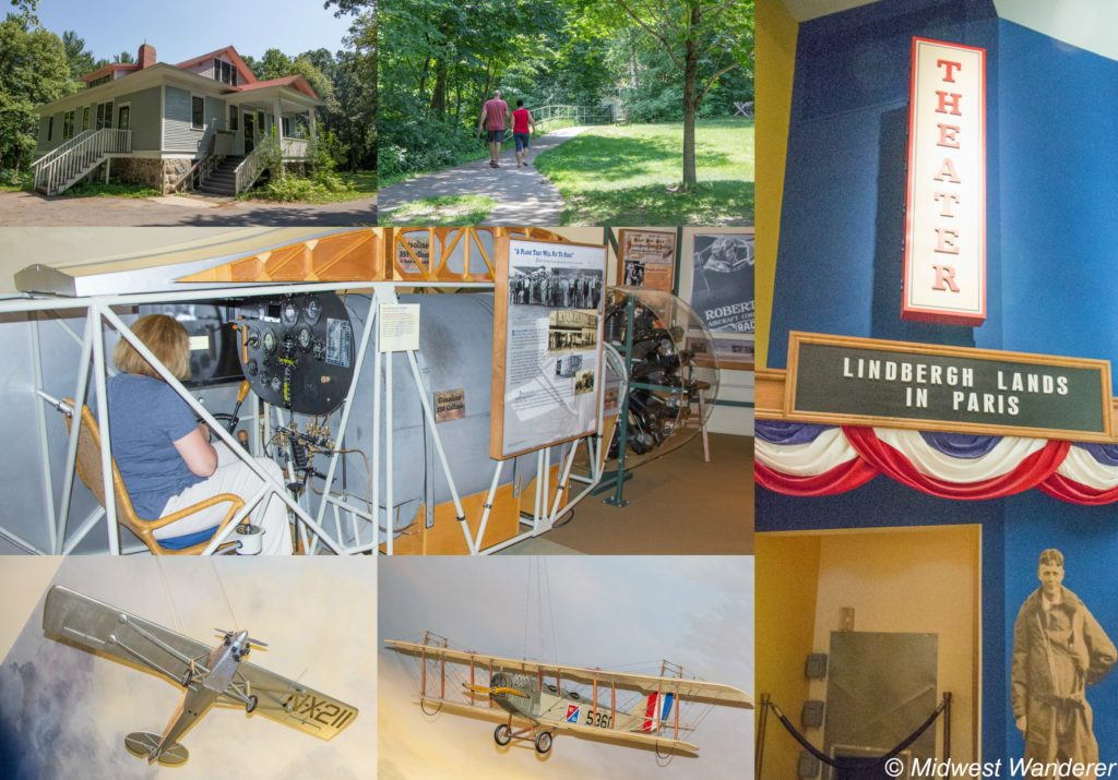 Charles Lindbergh House and Museum