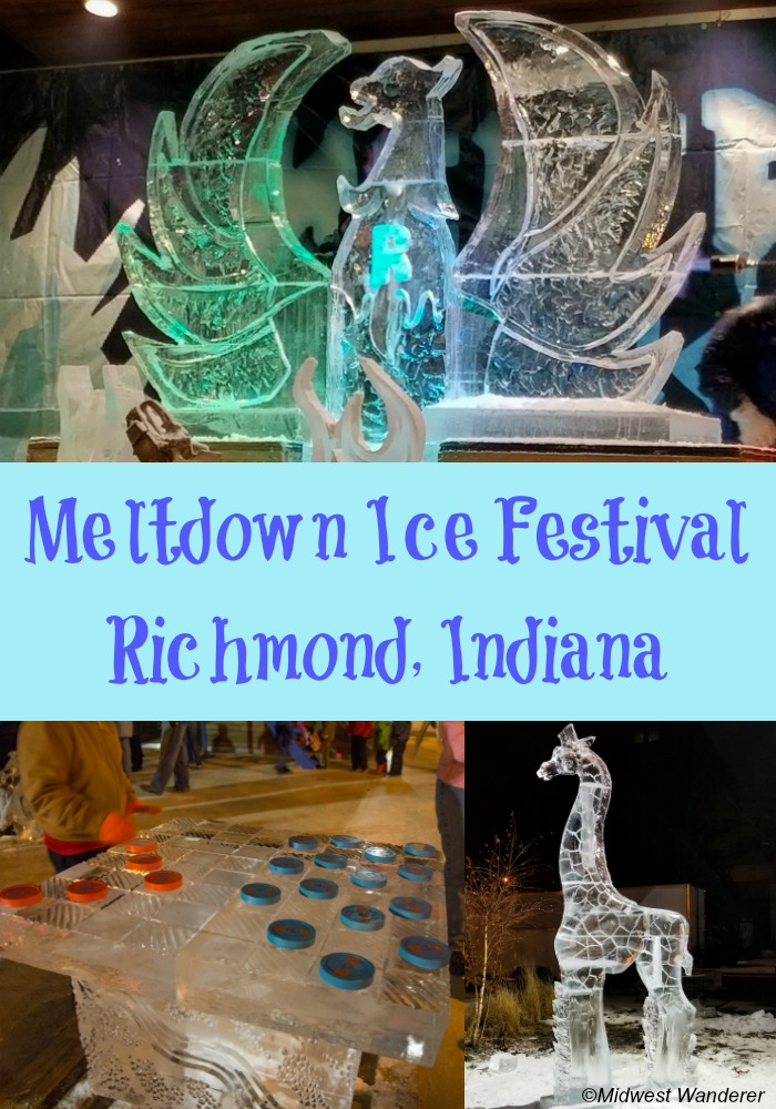 Meltdown Ice Festival, Richmond Indiana