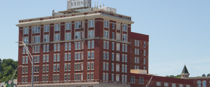 Hotel Julien Dubuque Combines Historic Grandeur with Modern Amenities