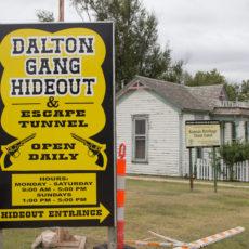 Dalton Gang Hideout Secret Tunnel