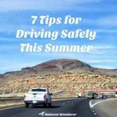 7 Tips for Driving Safely This Summer