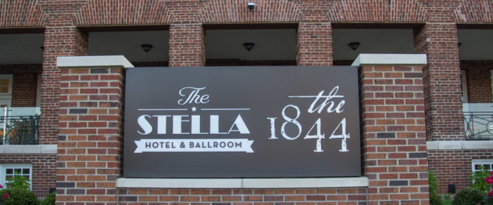 The Stella Hotel and Ballroom Blends New with Old