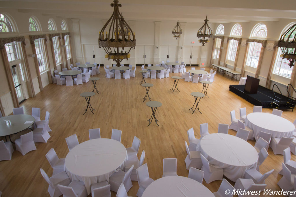 Stella Hotel ballroom