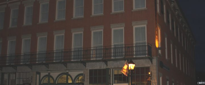 Haunted DeSoto House Hotel: Reader Experiences