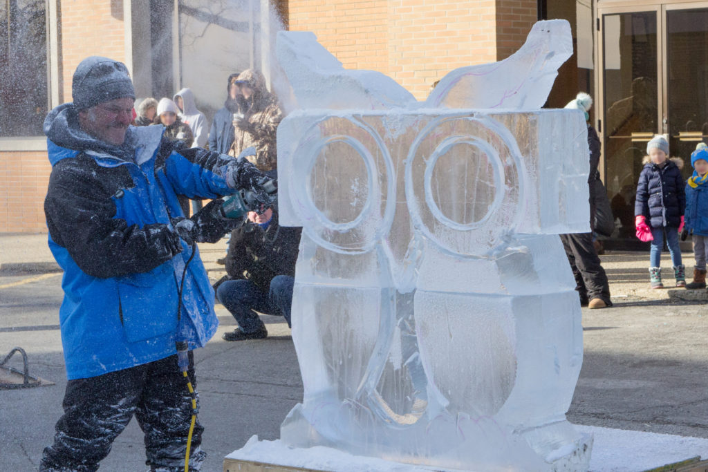 Midwest Ice Festivals - Argenta IceFest